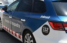 Herido un motorista de 25 años en un accidente en la A-27 en Tarragona