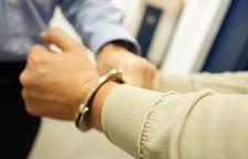 A presó un lladre per quatre robatoris amb arma de foc o ganivet al Montsià