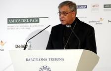 L'abat de Montserrat visita els 'Jordis' a la presó de Soto del Real
