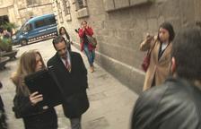 La Guàrdia Civil deté Molons després d'escorcollar el seu despatx