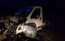 Un hombre de 55 años muere en un accidente en la N-340 en Mont-roig del Camp
