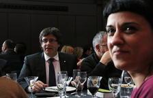 Puigdemont i Gabriel es reuniran dilluns a Ginebra i parlaran del rol de la CUP en la investidura