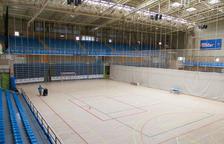 El Pabellón Olímpico reformará la zona de público y algunos espacios comunes
