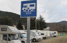 La Selva del Camp inaugura aquest dissabte un aparcament d'autocaravanes