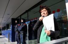Los Mossos detienen Quadrada para que declare al juzgado por un delito de odio