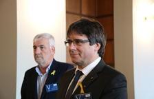 Puigdemont muestra su «absoluto apoyo y respeto» a la decisión de Rovira de marcharse al exilio