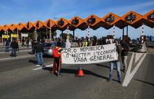 La Diputació de Tarragona aprueba una moción de denuncia de criminalización de los CDR por parte del Estado
