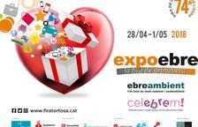 ExpoEbre 2018 estrenarà un espai dedicat a les celebracions i les bodes