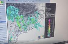 El Meteocat explica el fenomen meteorològic viscut al Camp de Tarragona
