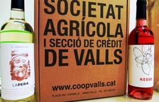 La Cooperativa de Valls treu dos nous vins de la gamma 4 Calçots