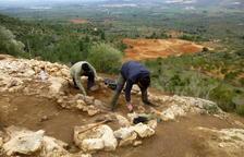 Salvem lo Montsià denuncia que les extraccions d'àrids de Cemex amenacen un jaciment ibèric d'Ulldecona