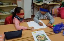 El col·legi Sant Rafael de la Selva guanya el 34 Concurs Escolar de la ONCE