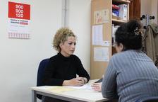 Els casos de violència de gènere atesos pel SIAD del Baix Ebre es redueixen un 21% el 2017