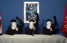 ETA demana perdó a les víctimes i reconeix el dany causat