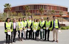 Arrimadas: «Estic convençuda que el pròxim alcalde de Tarragona serà de color taronja»