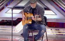 El cunitenc Pedro Giménez entra al programa Factor X