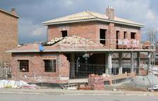 La construcció continua liderant el tímid creixement de l'economia de les Terres de l'Ebre