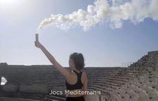 Nou espot promocional dels Jocs Mediterranis 2018