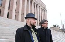 Un diputat finlandès denuncia que els serveis d'intel·ligència espanyols l'espien