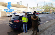Detingut a Deltebre un home fugit de la justícia per un intent d'homicidi a Saragossa