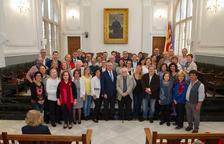 Pellicer destaca «la riqueza cultural y literaria» de la ciudad
