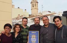 El Vendrell ja té imatge per la seva Festa Major de Santa Anna