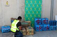 Jutgen un grup de narcotraficants acusats d'introduir més de 600 quilos d'haixix per la costa del Baix Ebre
