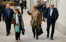 Els exmembres de la Mesa defensen davant Llarena que van actuar sota el criteri «d'inviolabilitat parlamentària»