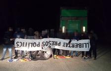 'Resistència tabarnesa' retira estelades i llaços grocs al Baix Camp i el Tarragonès