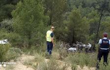 Tres morts en un accident d'avioneta