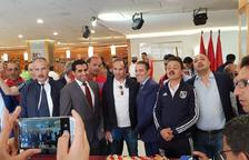 El cònsol general del Marroc dóna la benvinguda als advocats marroquins del Mundiavocat