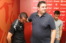 El CD Lugo acomiada Emilio Viqueira