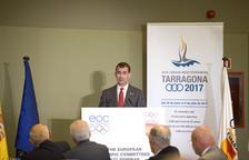 El Rei és el convidat estrella per a la inauguració dels Jocs Mediterranis