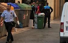 Un detingut a Reus per desobediència greu a l'autoritat