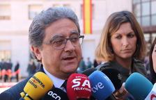 Millo avisa Torra que hasta que no nombre un «gobierno efectivo» se mantendrá el 155