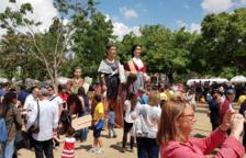 Més de 5.000 visitants i 1.500 puntaires omplen l'Arboç en la XXXI Diada de la Puntaire de Catalunya