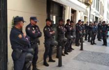 5 dels detinguts per la presumpta trama de corrupció a la Diputació de Barcelona passaran demà a disposició judicial