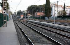 Més de 50 minuts de retard per una avaria a l'estació de trens Salou