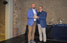 El director de Catalunya Ràdio, guardonat en l'11a Convenció de la Premsa Comarcal