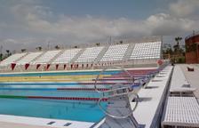 La moció de censura a Rajoy ajorna la inauguració de la piscina olímipica