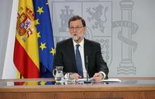 Rajoy respon per carta a Torra que no autoritzarà la publicació del decret de nomenaments