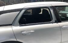 Detingut un veí de Tarragona per robar en onze vehicles a la Pineda