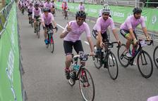 Més de 8.000 bicicletes omplen les Muntanyes de Prades i el Priorat