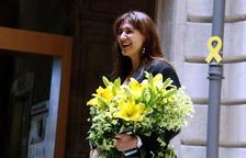 Vergés, Borràs y Jordà tomarán el relevo de los consellers «exiliados» en Bruselas