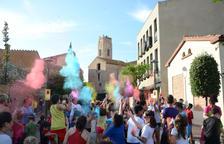 Més de 200 persones gaudeixen de la festa d'aniversari de la Llumeneta de Perafort