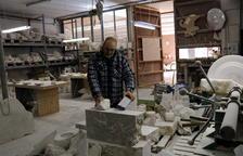 Sarral vol reobrir les antigues pedreres per donar empenta al negoci de l'alabastre