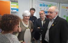 Josep Bargalló s'estrena obrint el seu correu a les peticions dels ciutadans a les xarxes