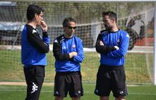 Xavi Bartolo agafarà el relleu a López Garai a la banqueta del Reus