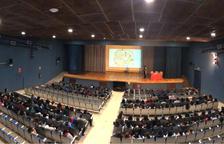 Una cinquantena d'escolars presenten en anglès els Clubs TED Ed del Baix Camp
