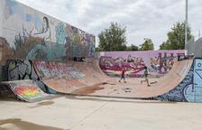 L'Ajuntament de Reus pensa en un skatepark més ampli, obert i sense fusta
